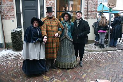 Charles Dickens Festival Deventer 18-12-2010