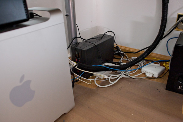 Cables Begone!