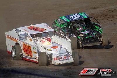 Orange County Fair Speedway - 8/14/21 - Jason Traverse