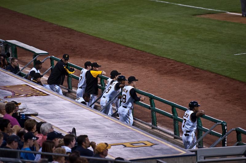 Cubs vs. Pirates
