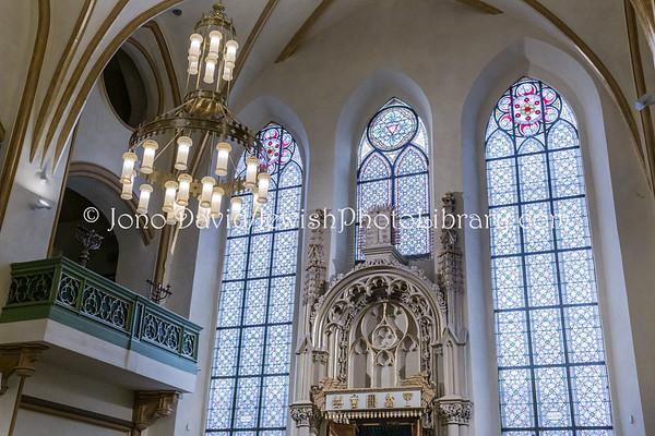 CZECH REPUBLIC, Prague. Maisel Synagogue (3.2019)