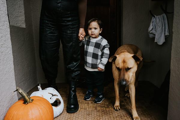 Chevchek Family, November 2020