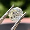 3.02ct Old European Cut Diamond, GIA Q/R VS1 45