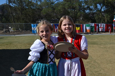 Chandler Celebrates Family Heritage Day With Picnic