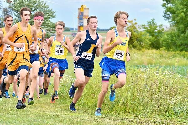 MS Yellowjacket Cross Country Invitational Boys
