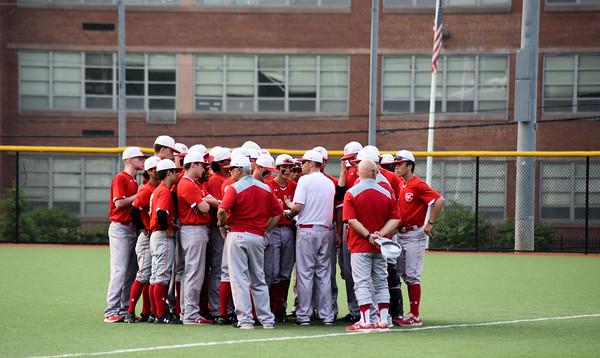 St. John's (DC) vs. Wilson (DC) DCSAA Baseball Championship