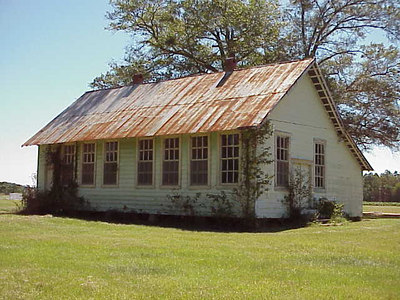 Old School Structures Still Standing
