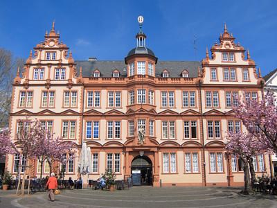 Mainz layover