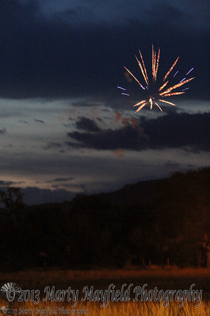 2013 Raton Fireworks