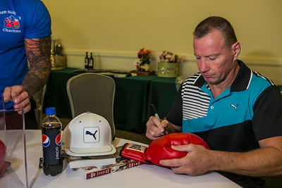 Micky Ward 2013 Golf Event Photos II