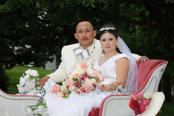Angelica y Miguel