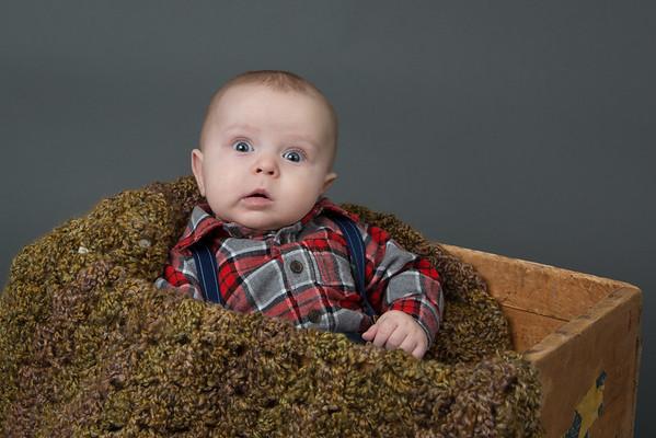 Paxton Boyles 6 Months
