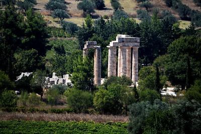 Nemea- Temple of Zeus
