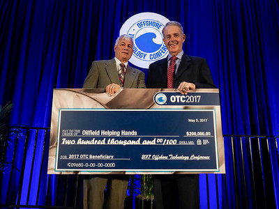 2017 OTC Public Distinguished Achievement Awards Luncheon
