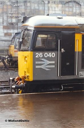 BR Class 26/27
