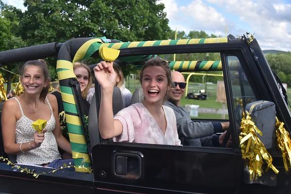 BBA Car Parade I photos by Gary Baker