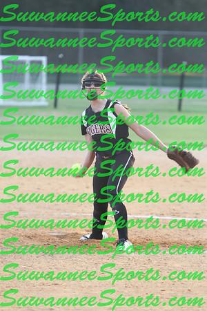 Suwannee Middle School Softball 2014