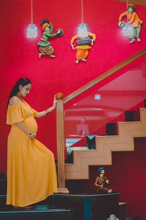 Prapti & Rishi Maternity Shoot