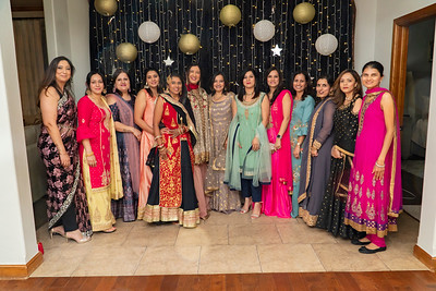 Diwali Party Hosted by Sanja & Anjali Bhasin