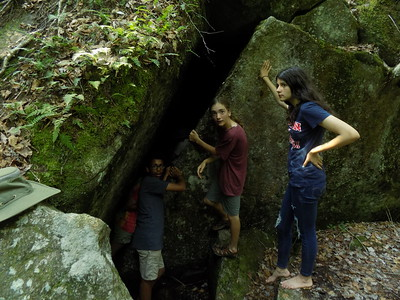 2019 In Search of Lost Caverns