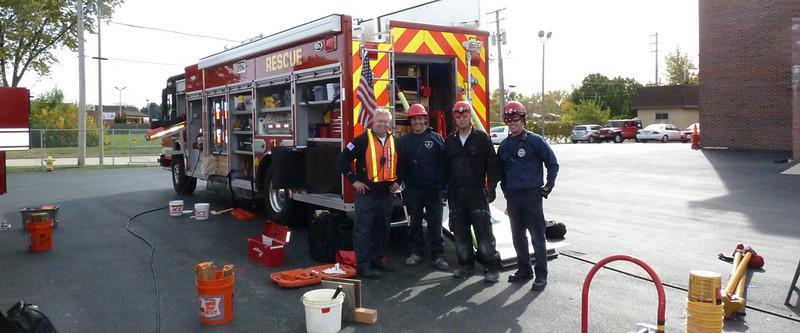 TRS Drill in Elmhurst 10-14-2010.jpg