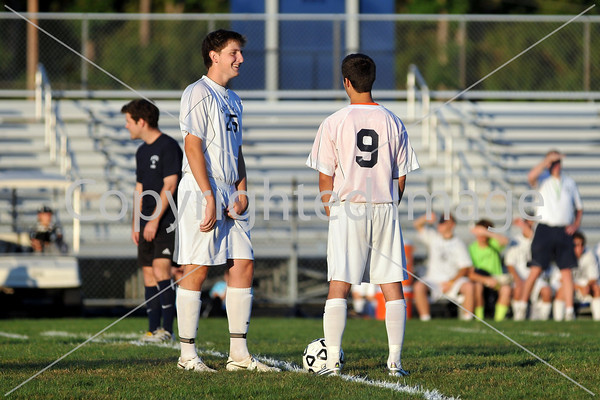 Holy Name VS Alumni Boys Soccer