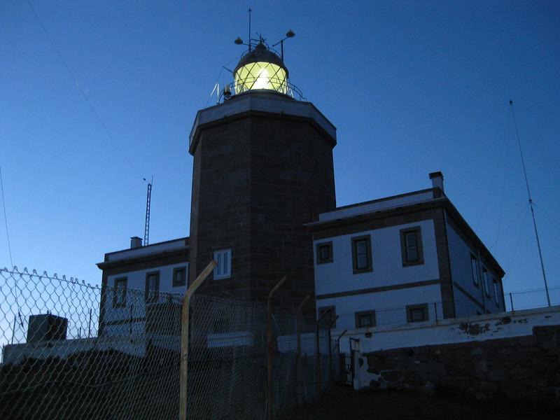 Lighthouse at Cape Finisterre - Johanna Frymoyer *12