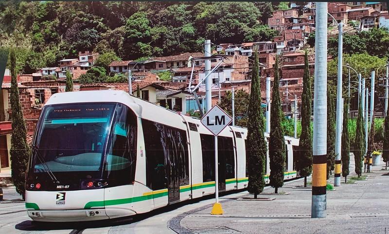 Tran Via Medellin Colombia