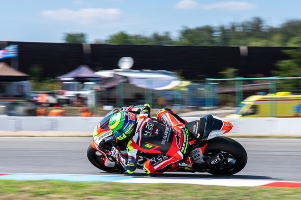 2018, Moto2, Brno, FP2