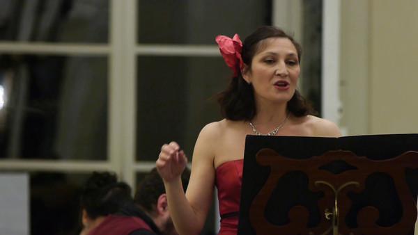 """Santa Margherita Ligure: concerto """"Una sera in compagnia della musica da camera, l'operetta, il musical e le grandi canzoni del '900"""""""