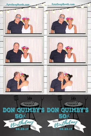 Don Quimby's 50th Birthday