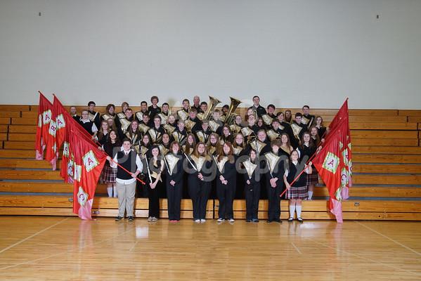 BHS Band & Choir 2014-2015
