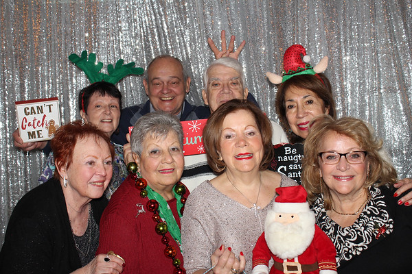 Golden Age Club Holiday Party