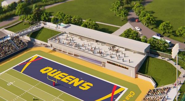 Richardson Stadium Pavilion