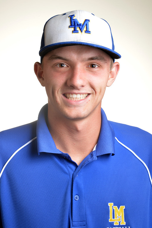 . Blake Wilson from La Mirada High School was selected to the Whittier Daily News All-Area Baseball team on Tuesday June 10, 2014. (Photo by Keith Durflinger/Whittier Daily News)