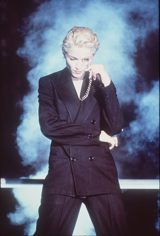 . 1989 portrait of Madonna, released by Warner Records. (AP-Photo/HO)