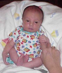 Elijah Baby pics (M&L)