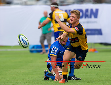 Western Force 'A' vs Perth Spirit 31.01.2015