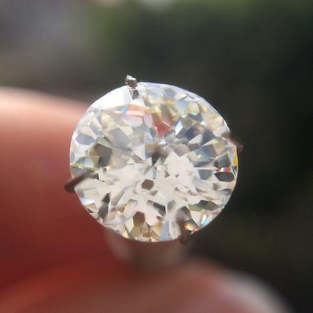 2.54ct Jubilee Cut Diamond, GIA L VS1