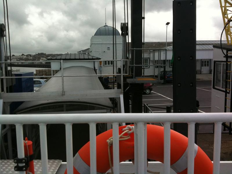 Ryde Ferry Port
