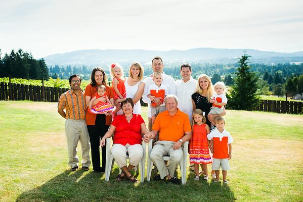 Wiekamp Family