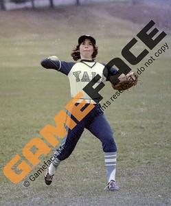 1980-1981 Women's Softball