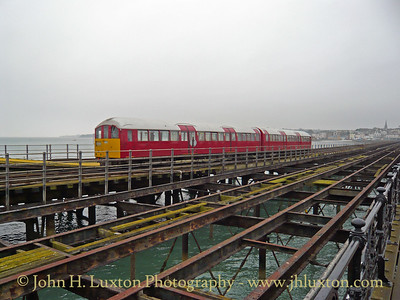 Isle of Wight Railway - Ryde Rail