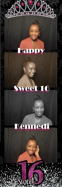 11.17.18 Kennedi's Sweet 16