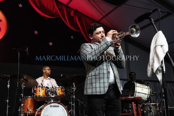 Jason Marsalis @ Jazz Tent (Thur 4/25/19)