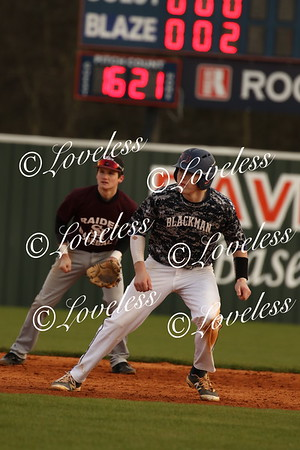 Baseball vs Spring Hill 2-18-19
