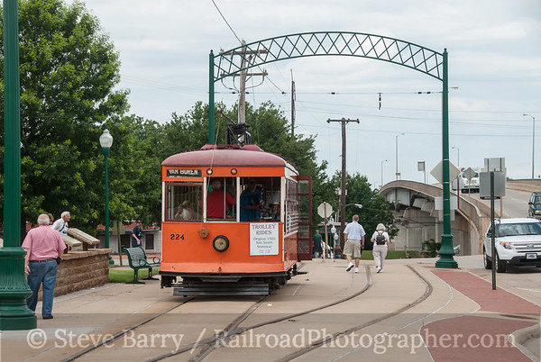 Fort Smith Trolley Fort Smith, Arkansas June 12, 2014