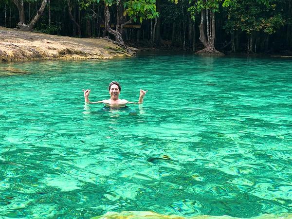 Morakot Emerald Pool