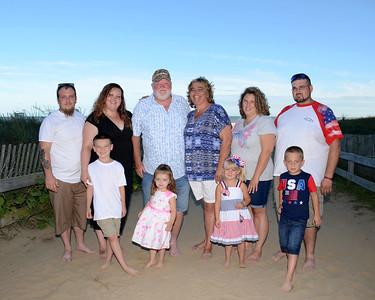 Shafer Family Beach Portraits
