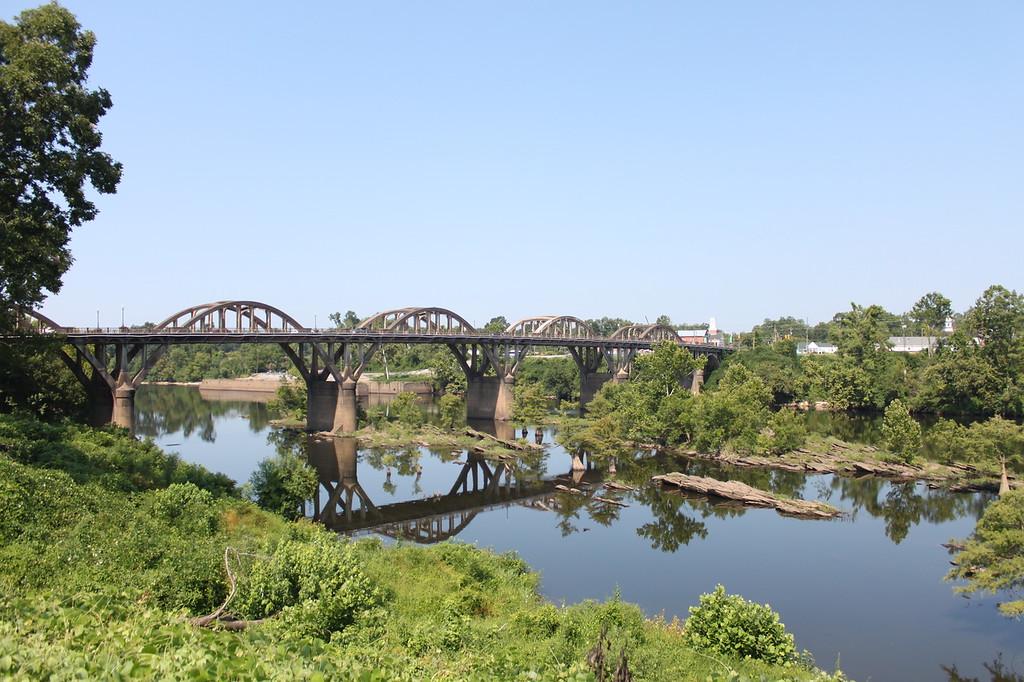 Wetumpka's Coosa River
